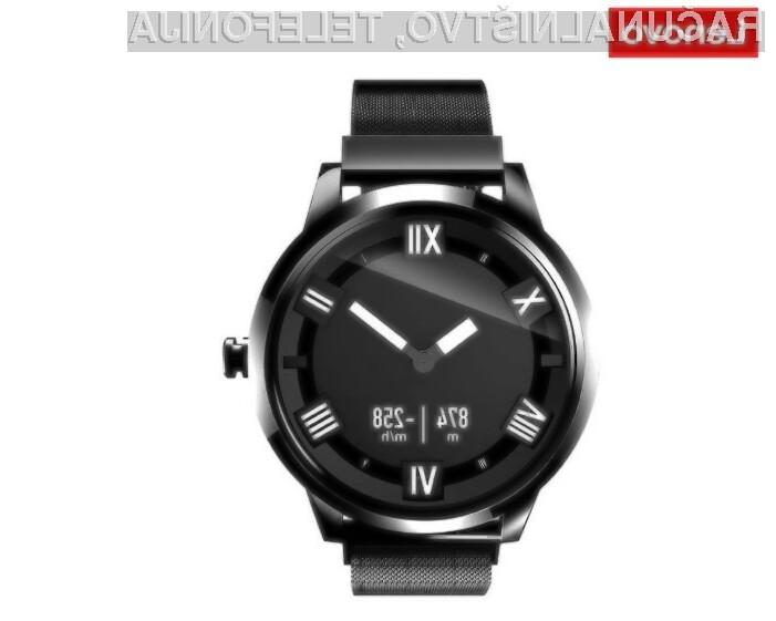 Pametna ročna ura Lenovo Watch X Plus je nedvomno primerna tudi za poslovneže!