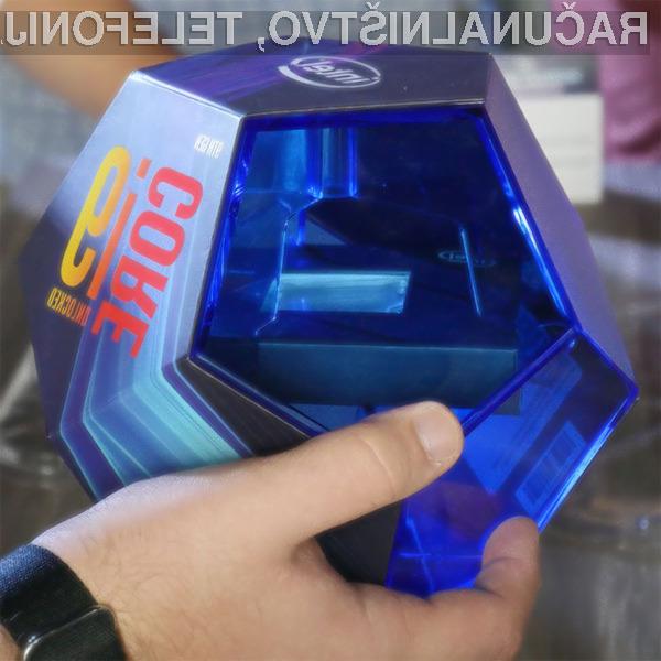 Novi procesorji podjetja Intel »pokajo« od zmogljivosti