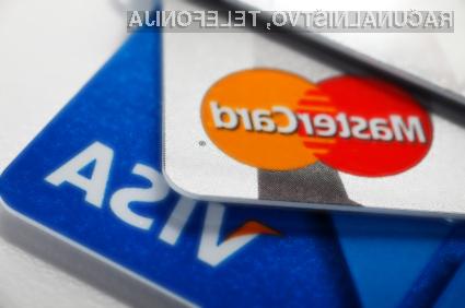 MasterCard ali Visa