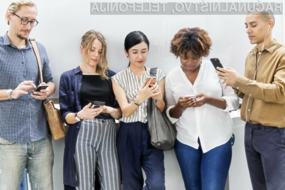 Dostop do svetovnega spleta ima že skoraj 4,2 milijarde ljudi širom sveta!