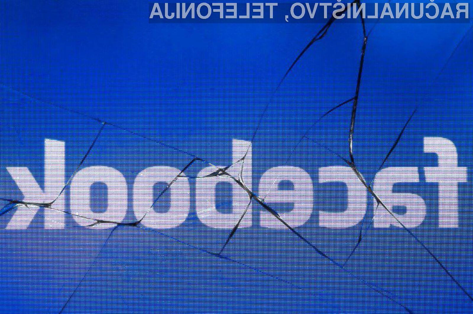 V nedavnem napadu na Facebook je bilo skupno zlorabljanjih nekaj manj kot 30 milijonov računov.