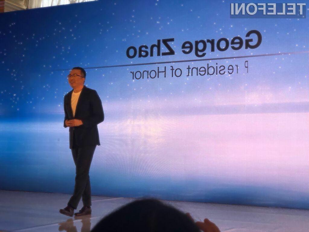 Pametni mobilni telefon Huawei Honor 8X za malo denarja ponuja resnično veliko!
