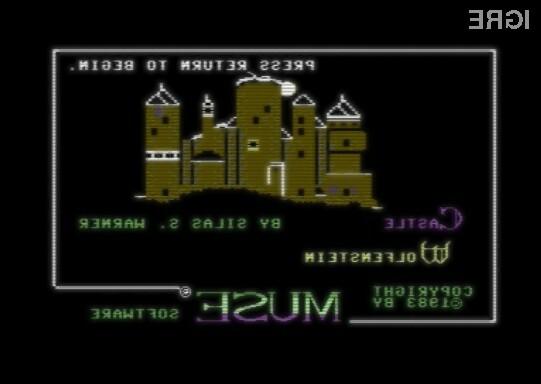 Spletni portal Internet Archive ponuja retro igre za prav vse okuse!