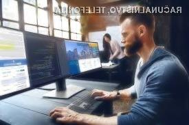 Inovativni zaslon Dell UltraSharp U4919DW bo razveselil predvsem tiste, ki za delo potrebujejo velik zaslon visoke ločljivosti.