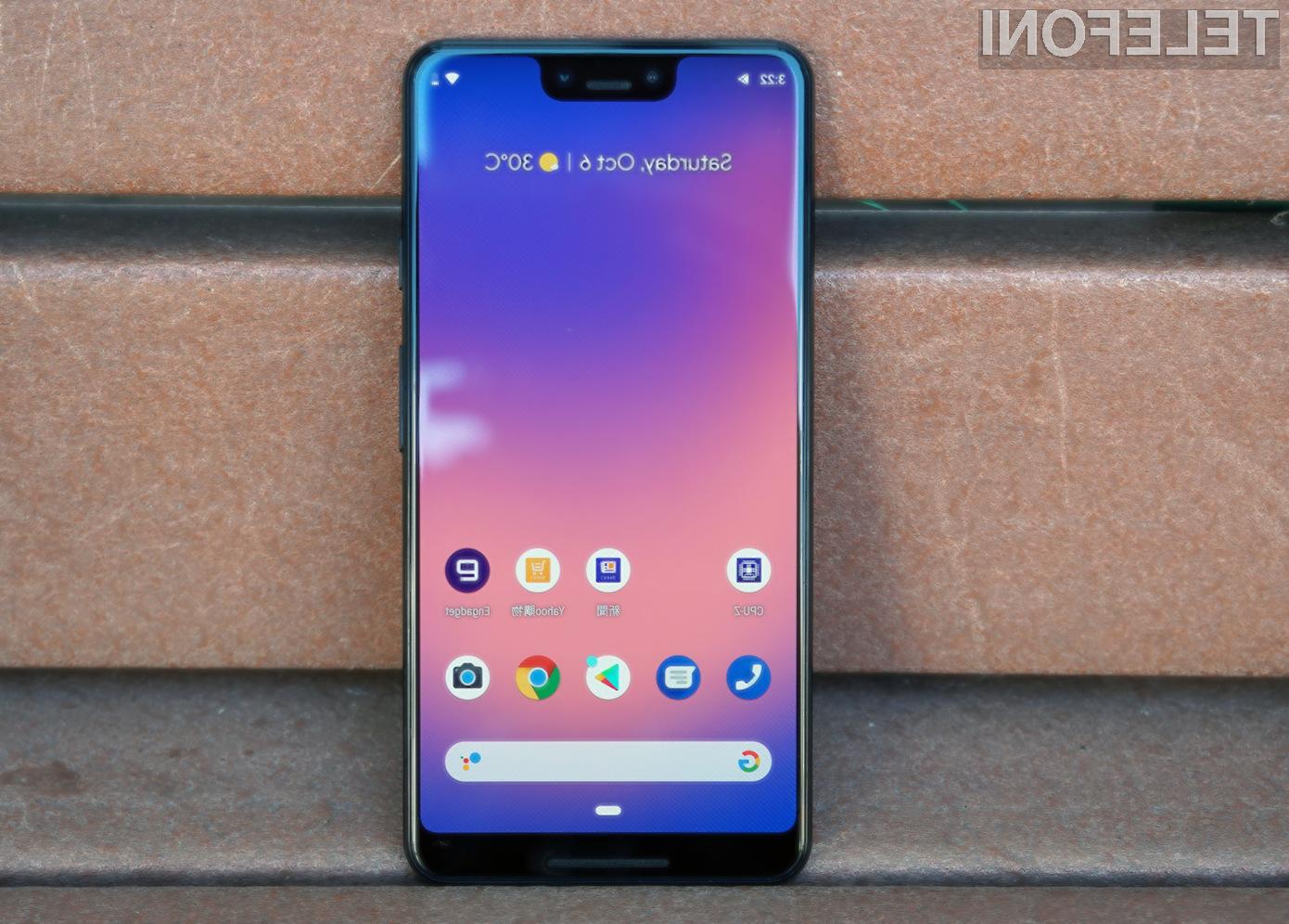 Google s telefonoma Pixel 3 and Pixel 3 XL ni upravičil pričakovanj!
