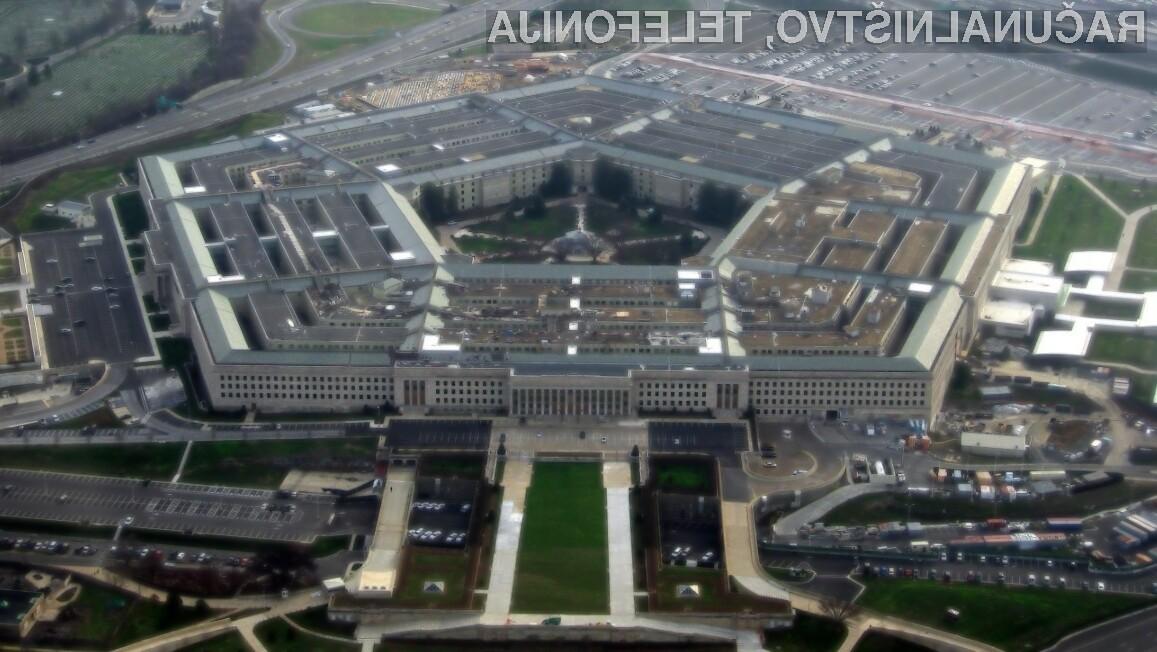 Hekerji napadli Pentagon ter ukradli osebne podatke zaposlenih in vojakov!
