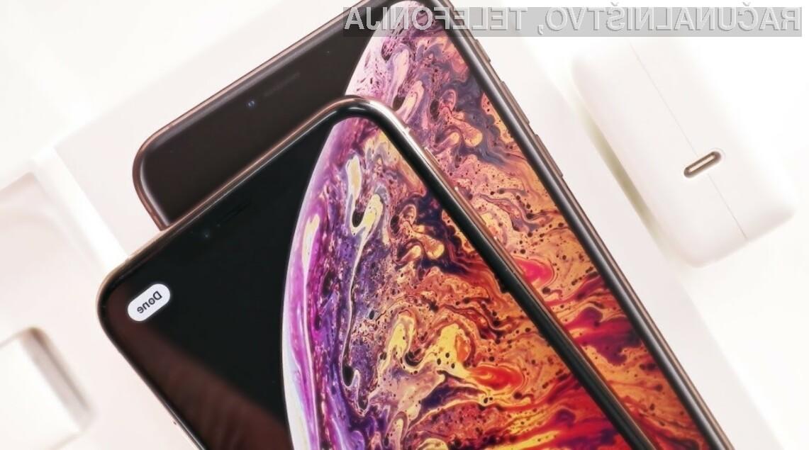 Pametni mobilni telefoni podjetja Apple med uporabniki uživajo veliko mero zaupanja!