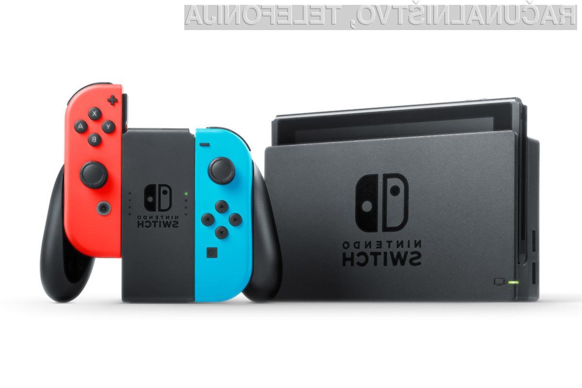 Igralna konzola Nintendo Switch – IZKLICNA CENA 1 €!