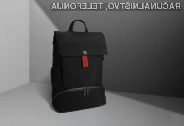 Nahrbtnik OnePlus Backpack Explorer bo kot nalašč za tiste, ki veliko potujejo!