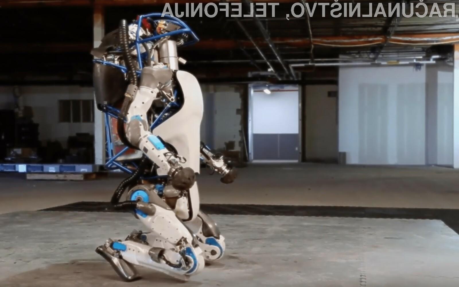 Impresivno in zastrašujoče: Zmožnosti tega robota so neverjetne!