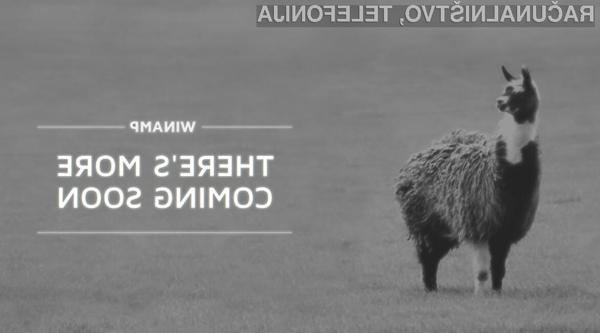 Pripravite se na prenovljeni in še boljši Winamp!