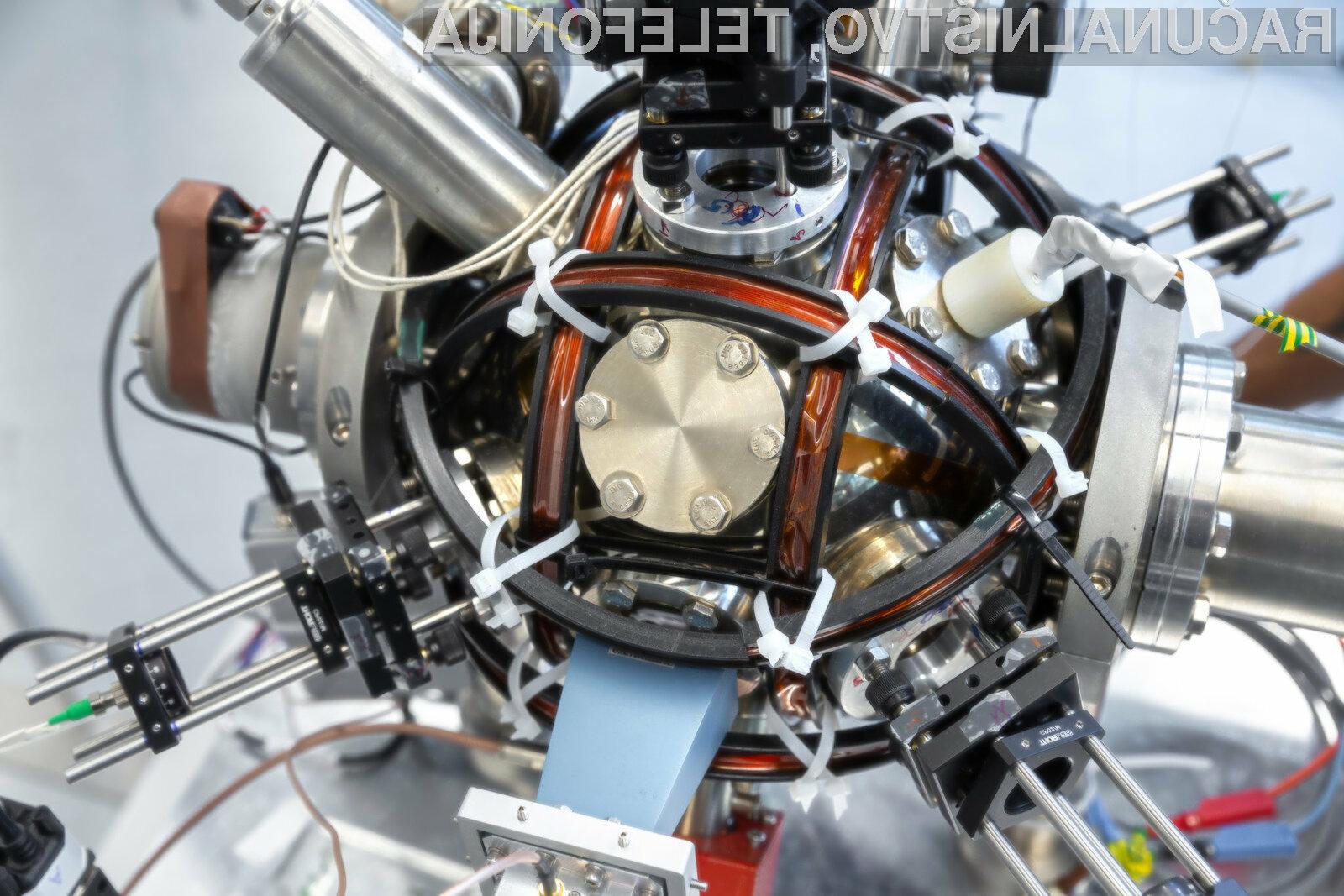 Prihaja kvantni kompas