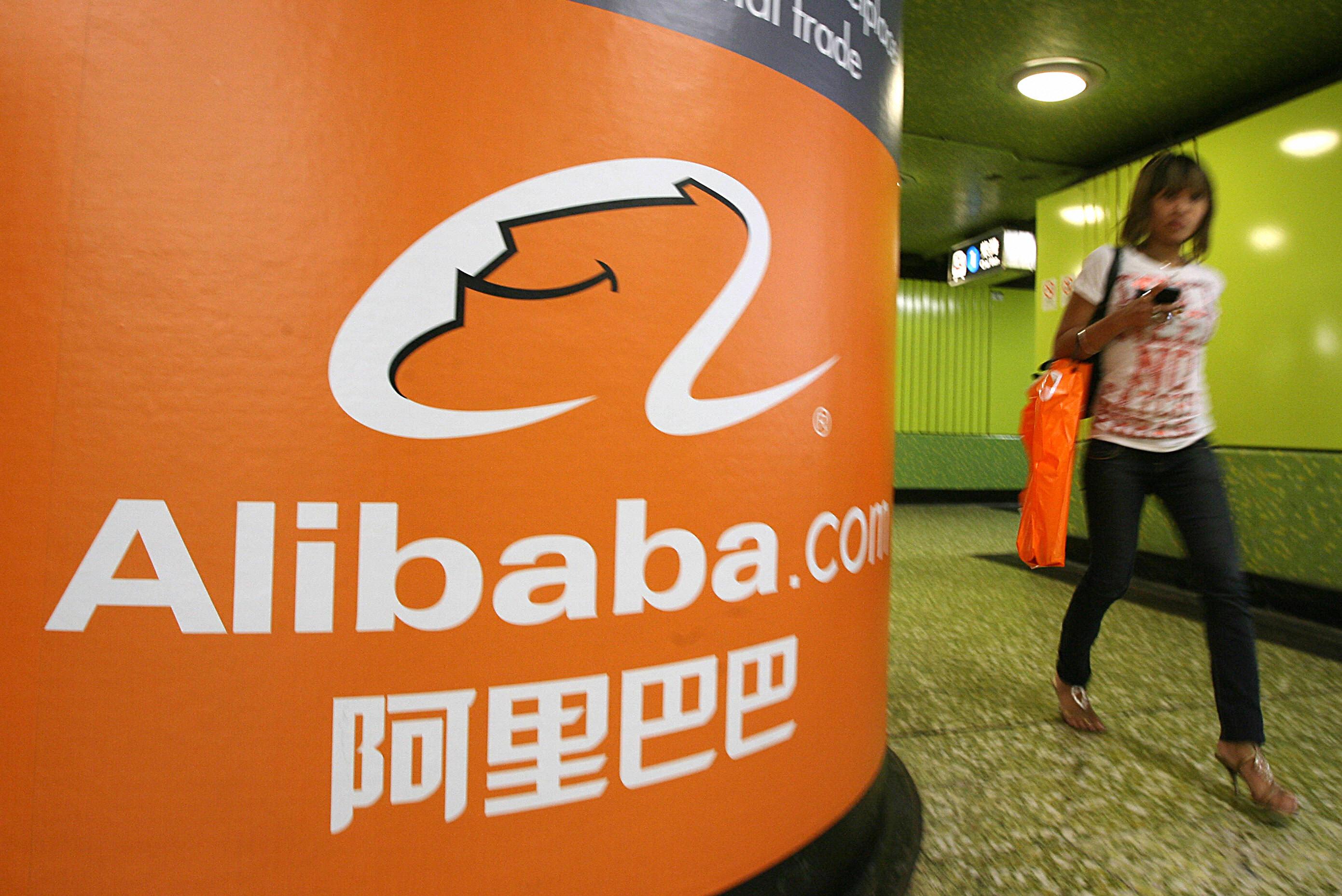 Spletna trgovina Alibaba preprosto nima konkurence!