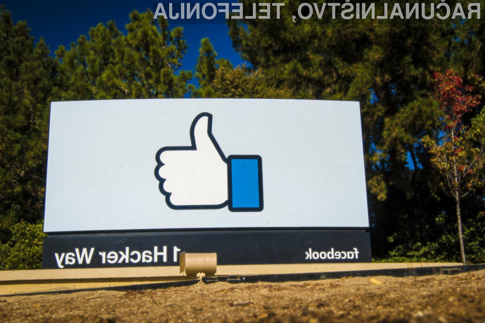 Facebook ima kar nekaj težav z varovanjem zasebnosti uporabnikov njihovih storitev!