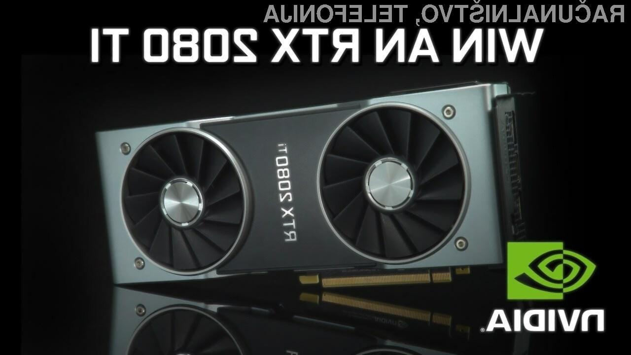 Začetna serija grafičnih kartic Nvidia GeForce RTX 2080Ti družine Turing ni bila podvržena dovolj strogim proizvodnim postopkom.