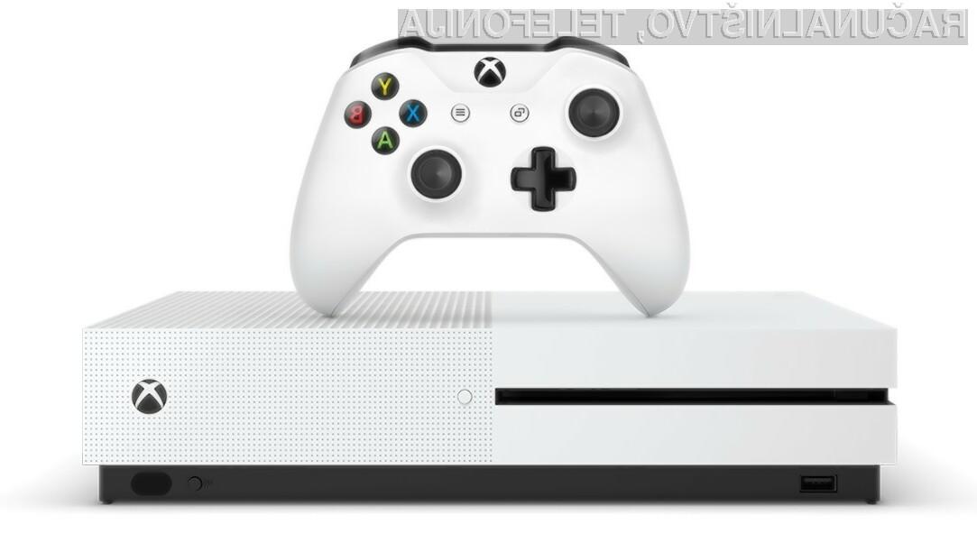Igre na priljubljeni konzoli Xbox One bomo lahko igrali kar s tipkovnico in miško!