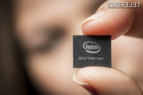 Modem Intel XMM 8160 ponuja polno podporo mobilnemu omrežju 5G.