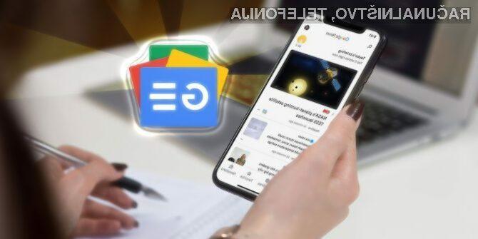 Če bo Evropska unija vztrajala pri sprejemu sporne zakonodaje, se bo Google News moral posloviti.