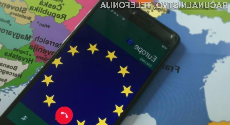 Od maja nižje cene mednarodnih klicev v Evropski uniji