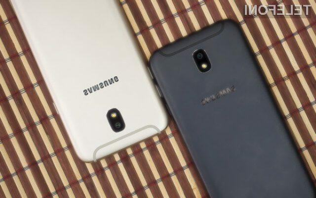 Samsung se bo kitajskim proizvajalcem telefonov poskušal postaviti po robu z izdelki družine Galaxy M.