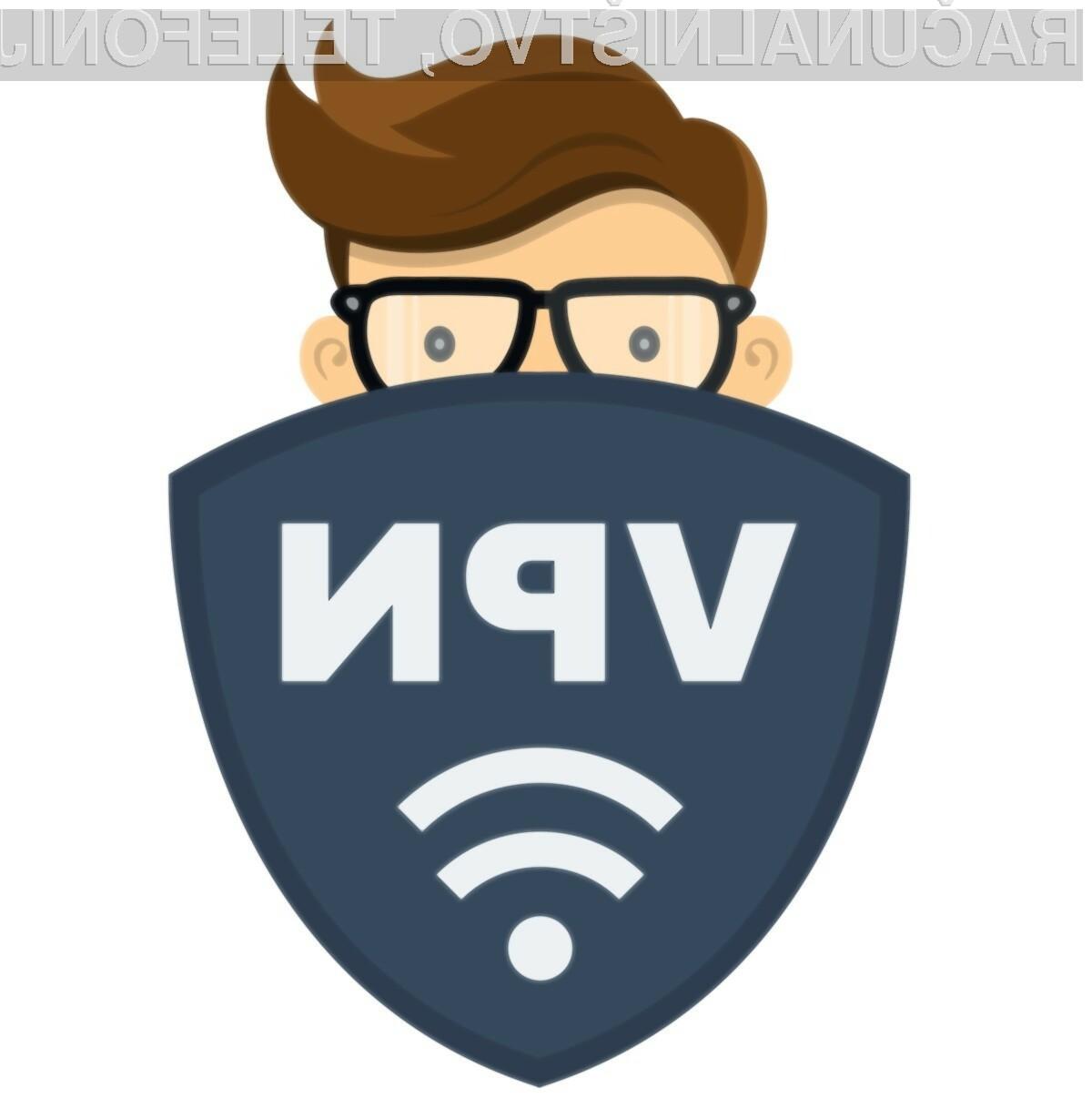 Če uporabljate storitve VPN to še ne pomeni, da je vaša zasebnost ustrezno varovana.