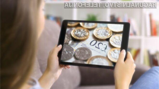 Avtomatsko povračilo denarja v primeru nedelovanja interneta