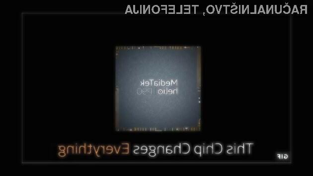 Procesor MediaTek Helio P90 obeta velike spremembe na področju mobilnih naprav.