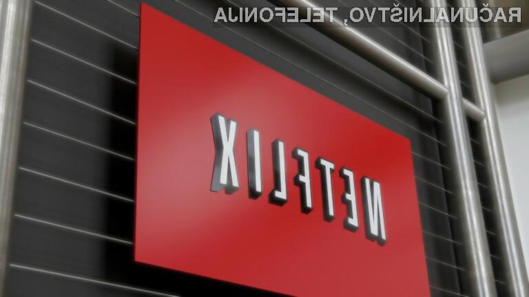 Spletni kriminalci obožujejo uporabnike Netflixa!