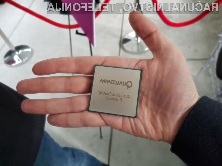 Proizvajalci strežnikov še vedno najraje prisegajo na procesorje podjetji AMD in Intel.