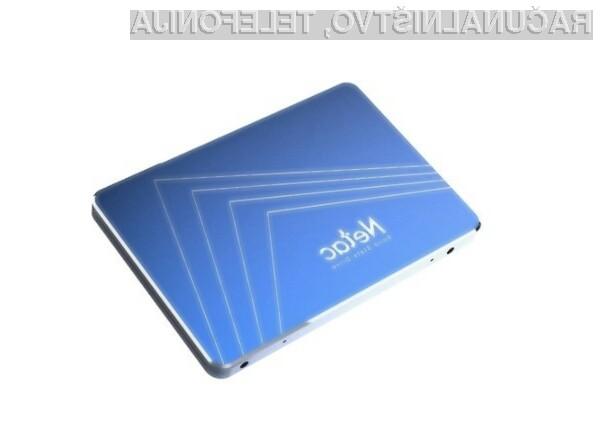 Pogon Solid State kapacitete 720 GB za manj kot 65 evrov