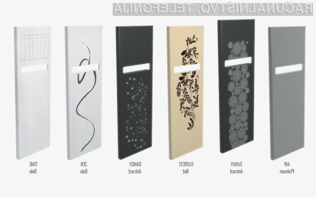 Električni radiator v vašem domu lahko popestrite z grafiko, ki bo lepo sovpadala in dopolnjevala arhitekturne detajle prostora.