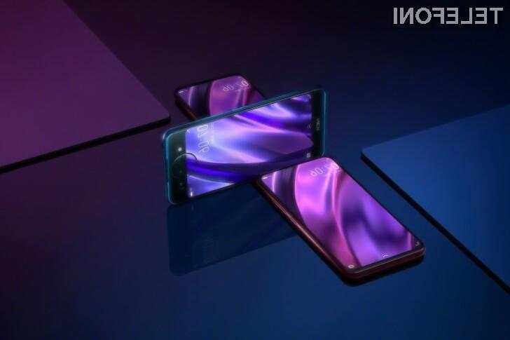 Pametni mobilni telefon Vivo NEX 2 je resnično nekaj posebnega.