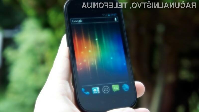 Android 4.0 Ice Cream Sandwich je bil podprt kar dolgih sedem let.