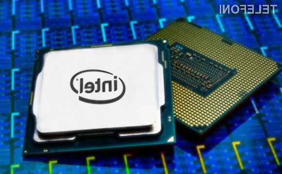 Intel s superzmogljivim procesorjem s kar 28 jedri