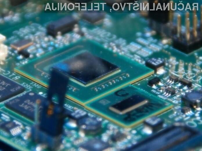 Podjetje Intel še ni povsem odpisalo procesorjev družine Atom.