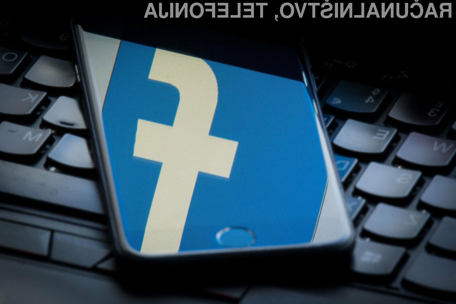 Facebook je tokrat izpostavil osebne podatke 6,8 milijonov uporabnikov preko 1.500 različnih aplikacij.