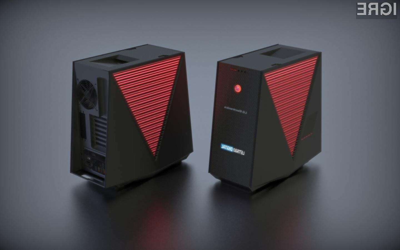 Novi namizni računalnik LG Electronics bo namenjen najzahtevnejšim ljubiteljem računalniških iger.