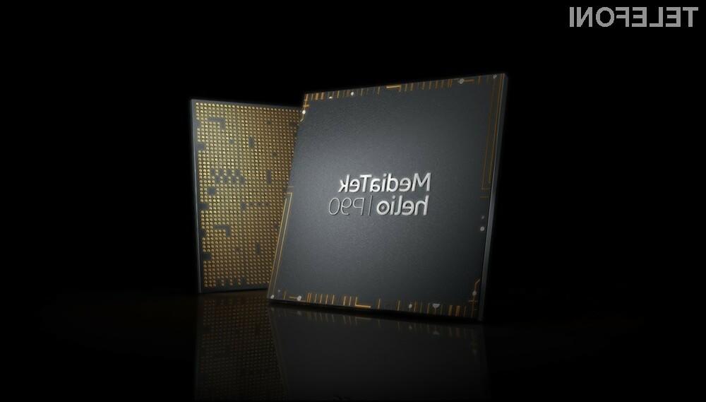 Procesor MediaTek Helio P90 bo umetno inteligenco naredil precej bolj dostopno.