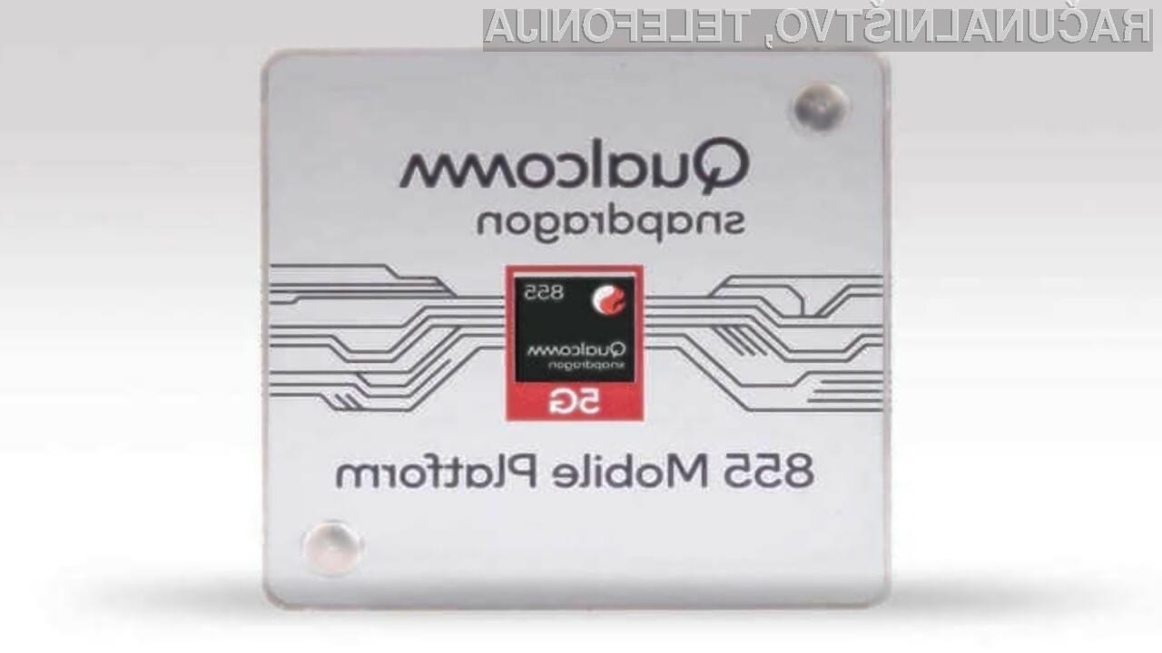 Novi Qualcomm Snapdragon 855  bo zlahka prepričal tudi najzahtevnejše uporabnike mobilni naprav.