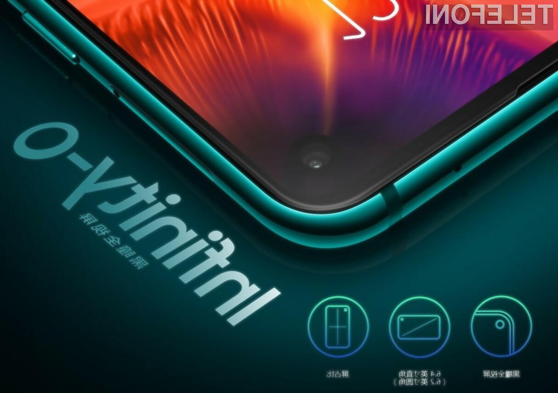 Novi Samsung Galaxy A8s je dejansko nekaj posebnega!
