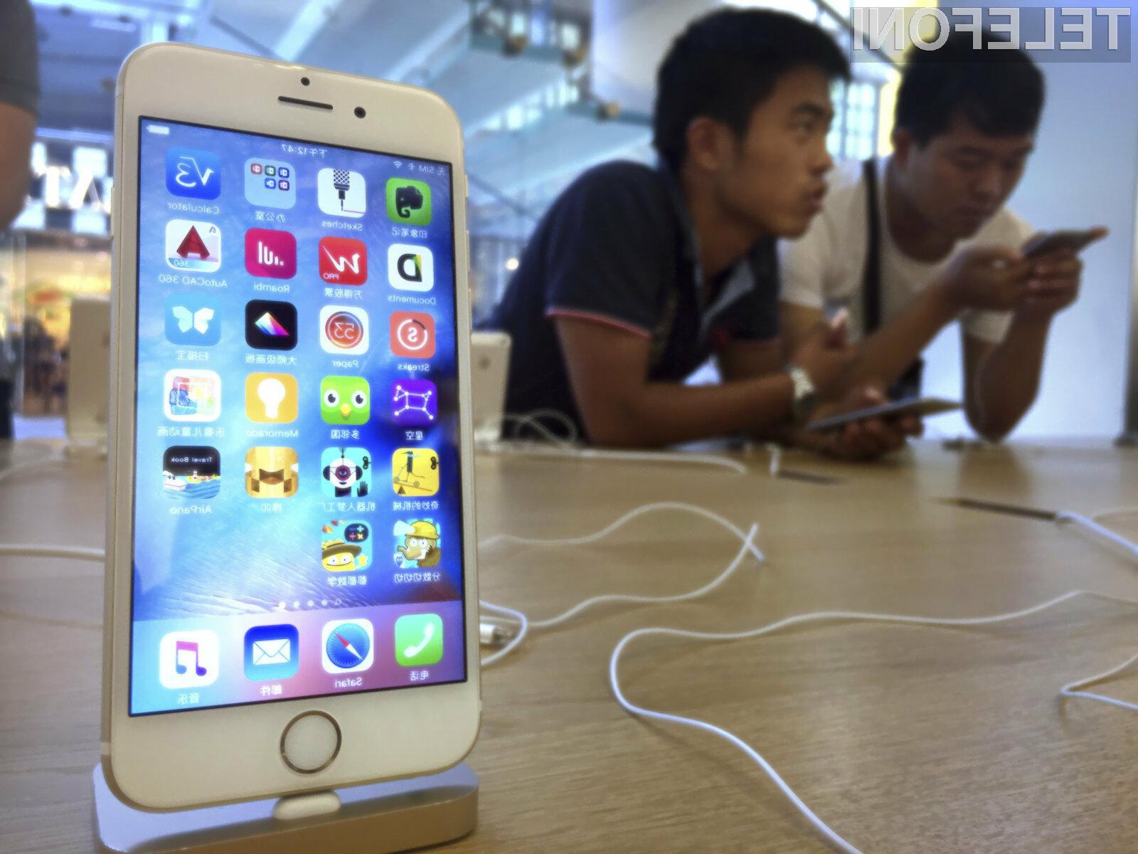Pri podjetju Apple so prepričani, da bo posodobitev operacijskega sistema iOS dovolj za odpravo prepoved prodaje telefonov iPhone na Kitajskem.