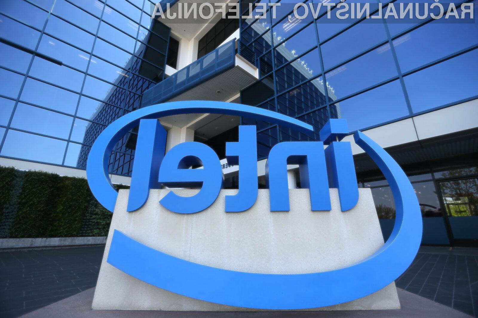 Nova vgrajena grafična kartica podjetja Intel bo lahko poganjala tudi grafično zahtevne računalniške igre.