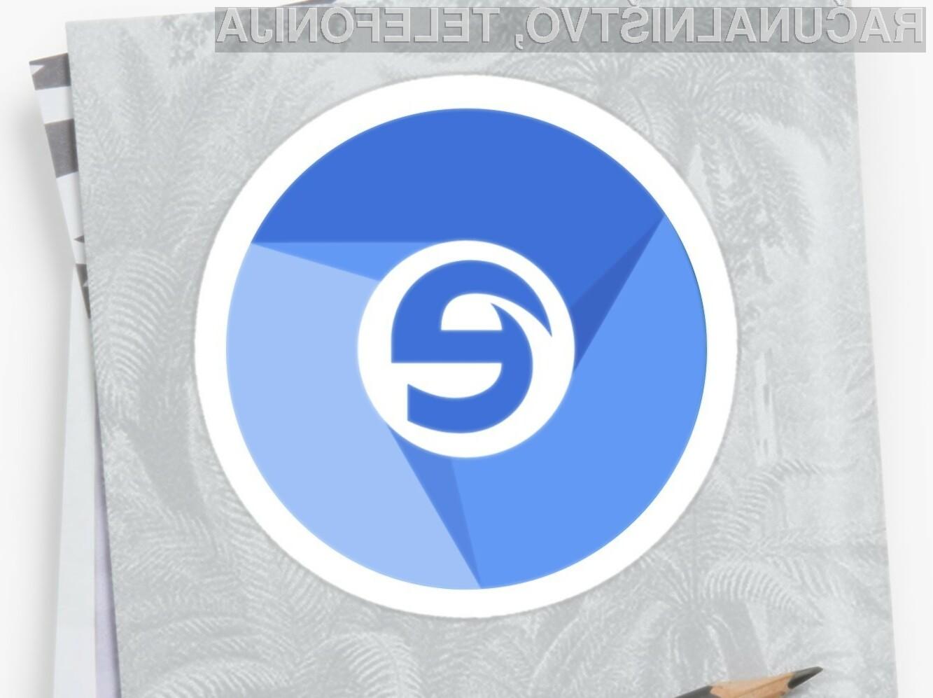 Spletni pogon Chromium je prepričal celo podjetje Microsoft.