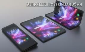 Upogljivi Samsung Galaxy Fold bo vse prej kot poceni.