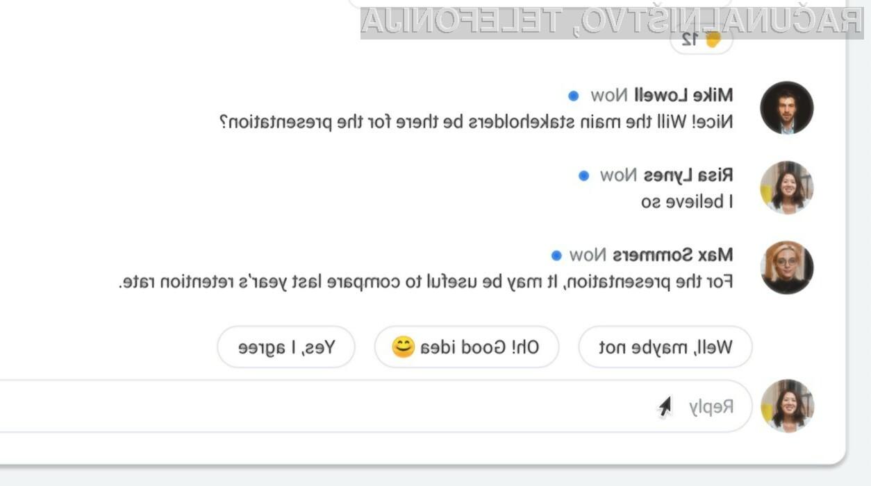 Gmail bo odgovore v sporočilnem sistemu Hangouts pisal kar namesto vas!