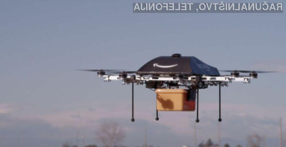 Droni v Avstraliji že dostavljajo kavo in malice