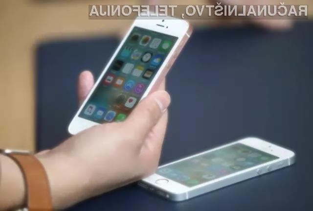 Poceni iPhone SE se je ponovno znašel na prodajnih policah trgovin