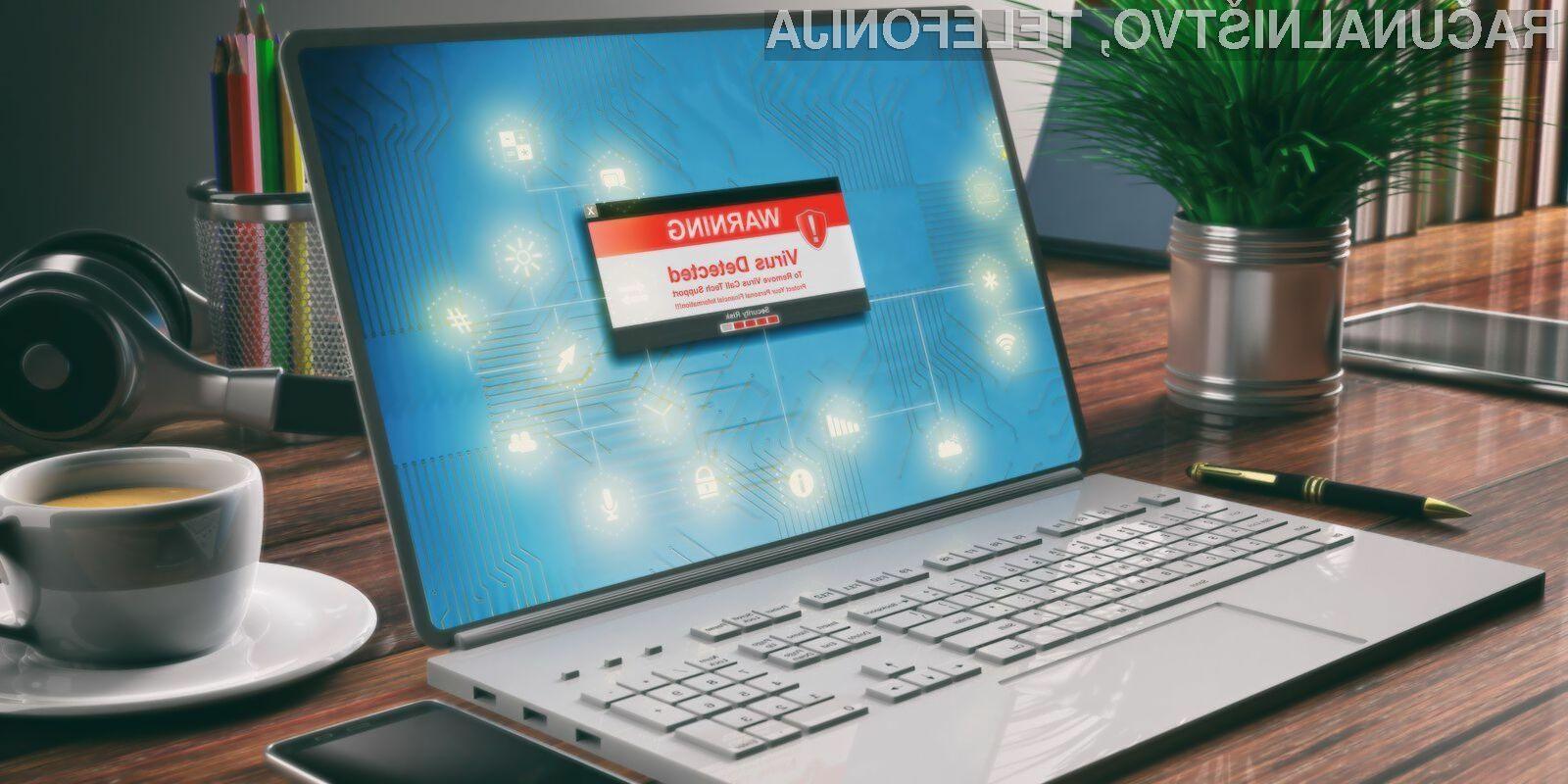 Kar 15 odstotkov uporabnikov operacijskega sistema Windows 7 nima nameščenega niti enega varnostnega popravka.