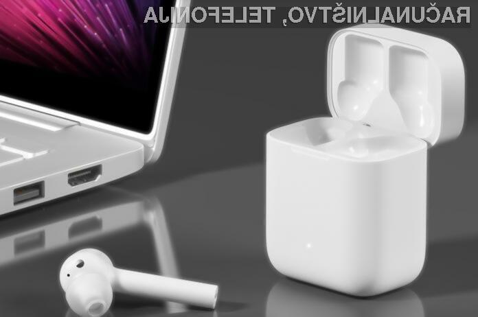 Ušesne slušalke Xiaomi AirDots Pro so poceni, a nadvse uporabne.