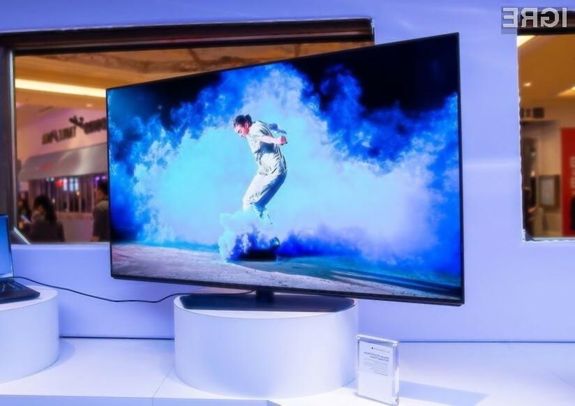 Zaslon Alienware 55 OLED Monitor se bo tako prikupil ljubiteljem računalniških iger.